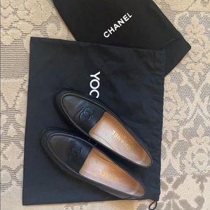 Vintage Chanel Flats